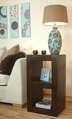 Kudos '8' Lamp Table / Bookcase