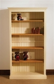 Mottisfont Painted 6ft x 3ft Bookcase