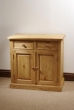 Mottisfont Waxed 3ft Dresser Base