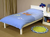Jack & Jemima Kids Bed
