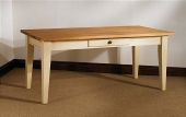 Mottisfont Painted 4ft x 2ft 6in Taper Leg Table