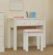 Jack &amp; Jemima Kids Dressing Table/Desk - Square Leg