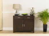 Savanna Dark Oak Medium Sideboard 