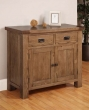 Brooklyn Small Dresser Base with 2 Doors & 2 Drawers