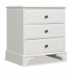Beaumont Painted 3 Drawer Medium Chest - choice of colours