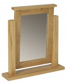 Windsor Oak Dressing Table Mirror 